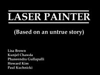 Laser Painter Title Screen