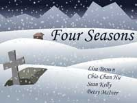 Four Seasons Title Screen
