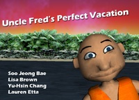 Uncle Fred Title Screen